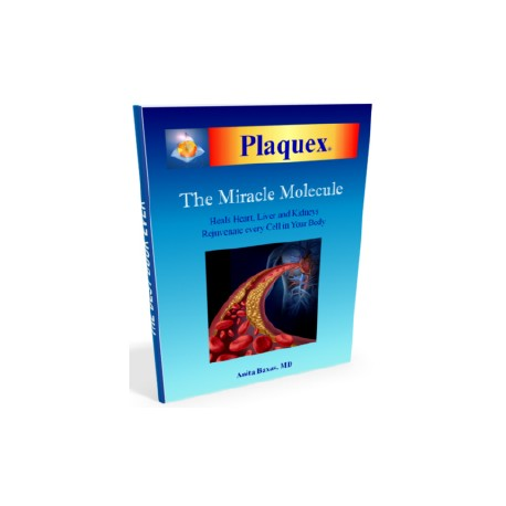 Plaquex - The Miracle Molecule. Heals Heart, Liver and Kidney.